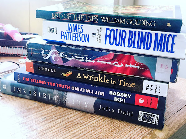 My April TBR For 2020