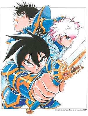 Reseña de Dragon Quest: Emblem of Roto vol. 12 y 13, de Kamui Fujiwara - Planeta Cómic