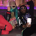 Nicki Minaj esteve trabalhando com WizKid