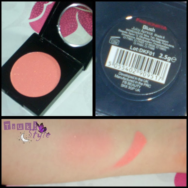 colorete juicy apricot fashionista