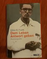 Das Cover zeigt Viktor E. Frankl