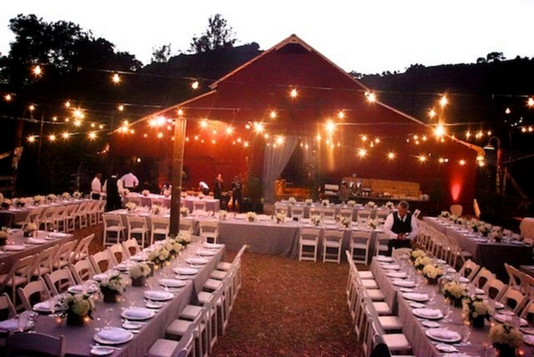 The Red Barn Wedding Venue