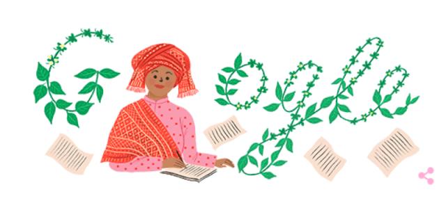 Biodata Novelis Sariamin Ismail yang muncul di Google Doodle dan Menjadi Trending Topik