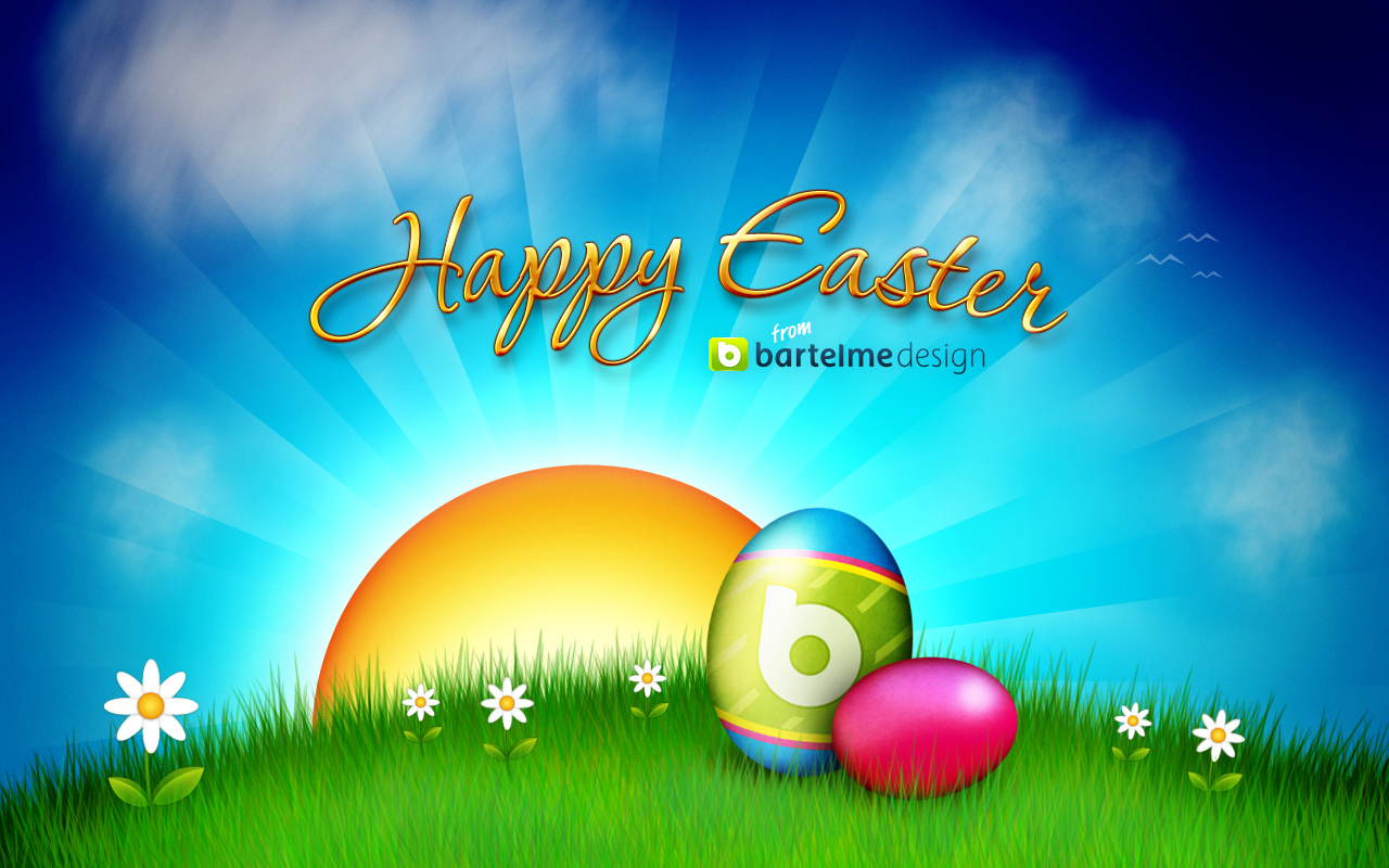 WallpapersKu: Happy Easter Wallpapers