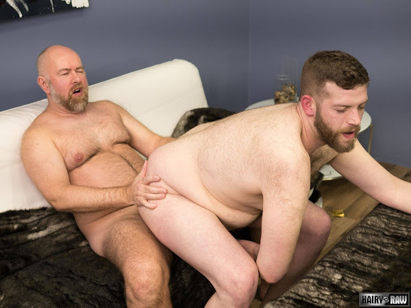 #Hairy and Raw - Scott Matthews and Guy English