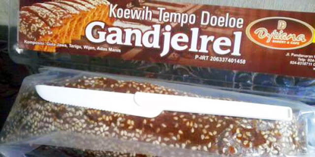 Roti Ganjel Rel
