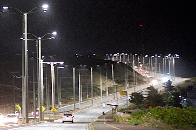 Prefeitura realiza mais de 11 mil reparos de iluminação em Natal