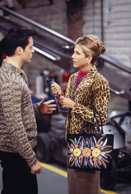 3 Dicas de estilo de Rachel Green de Friends para você copiar