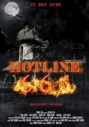 Download Film Hotline 666 Hell Horor 2014
