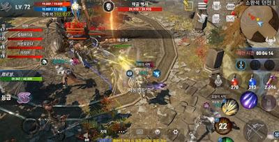 Line Age 2 Revolution Game MMORPG Dengan Grafis Terbaik di Android