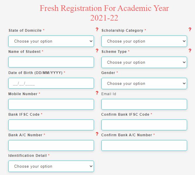 National Scholarship Portal 2021 (Nsp) Login, Status & Registration Form