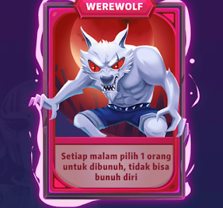Cara Menang Werewolf Hago