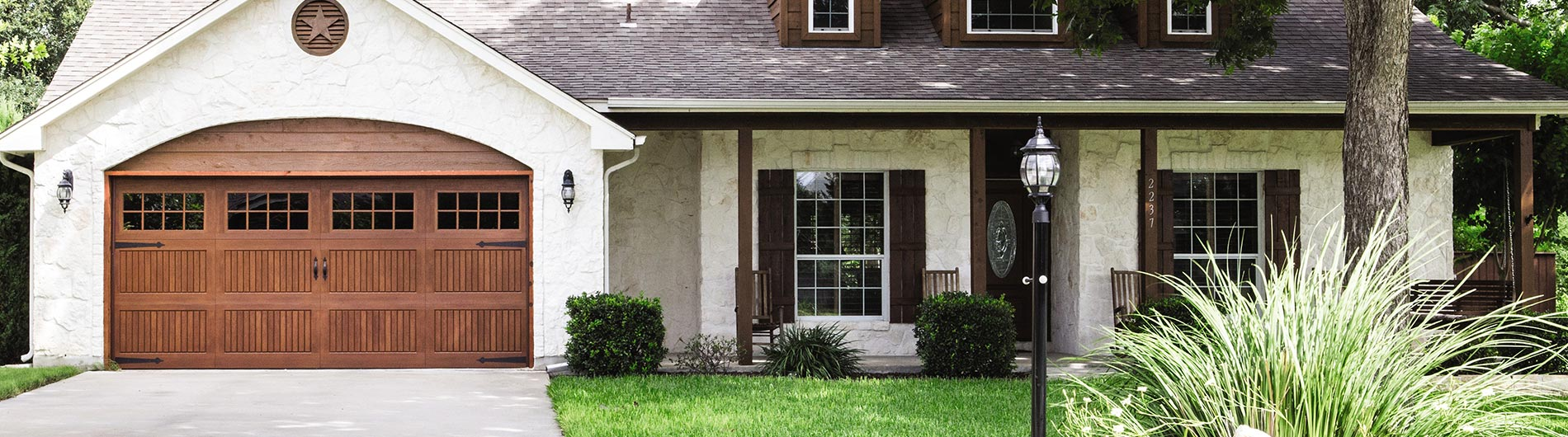 Three Common Problems With Residential Garage Doors