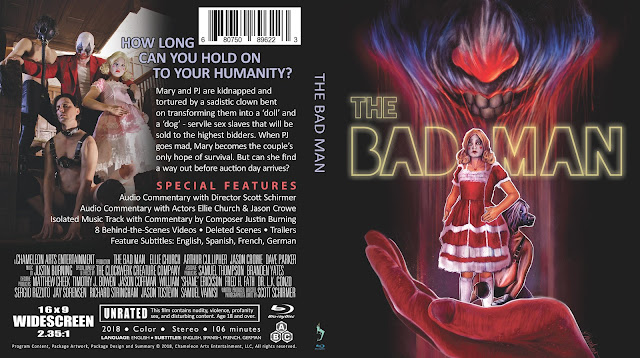 The Bad Man Bluray Bluray Cover