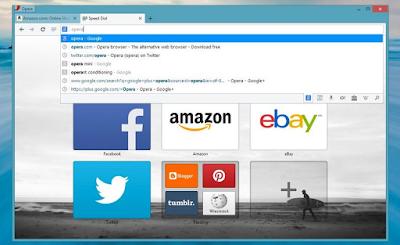 Opera Web Browser Latest