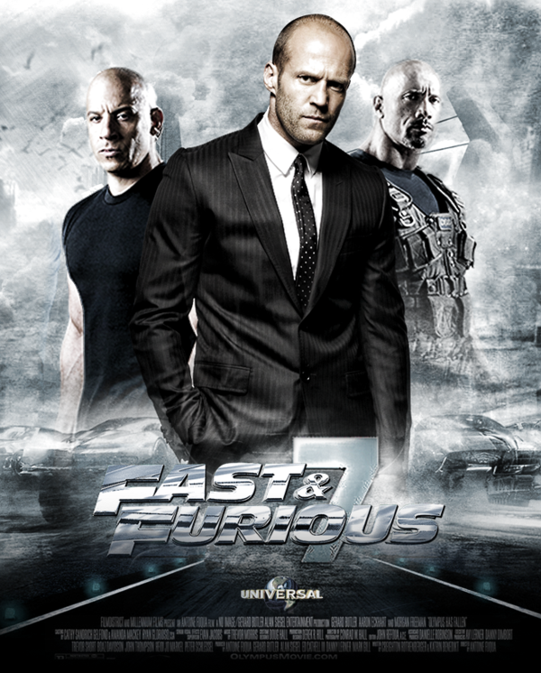 Download 'Fast & Furious 7′ (2015) & Subtitle Indonesia