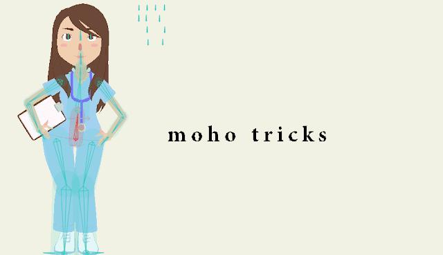 ممرضة _شخصية كرتونية جاهزة للتحريك -Anime Studio /moho