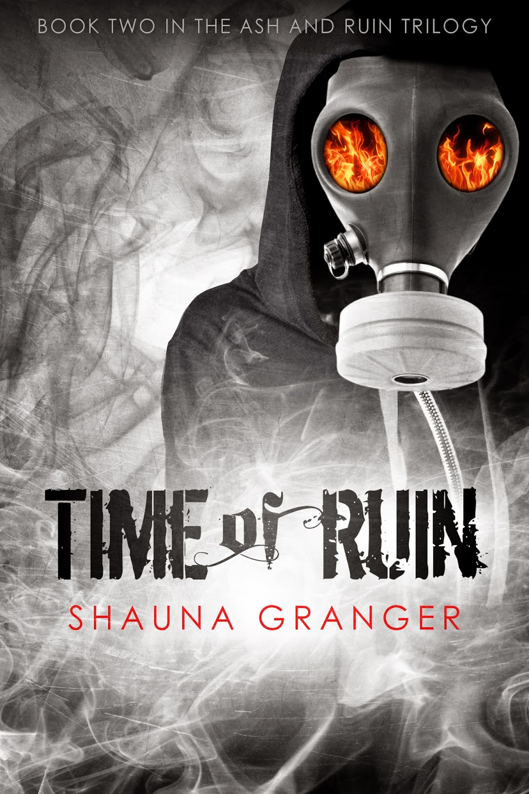Cover Reveal: Time of Ruin by Shauna Granger