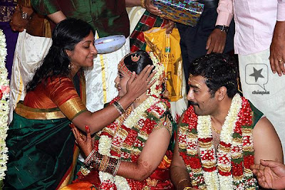 Prasanna Sneha-Wedding pictures