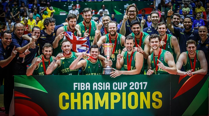 FIBA Asia Cup 2017 Final Standings, Awards and Replay Videos