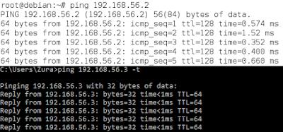 Konfigurasi IP Address Debian 8 (3)