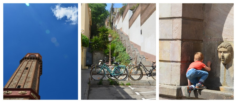 Photos rues de Barcelone