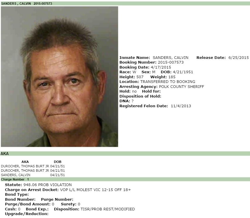 Michael Kribbs: Florida Neighborhood Watch