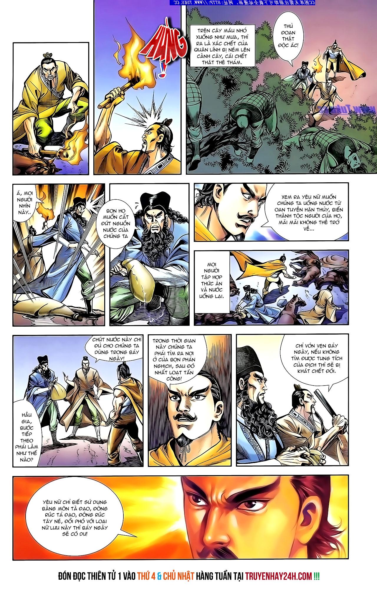Cơ Phát Khai Chu Bản chapter 133 trang 27