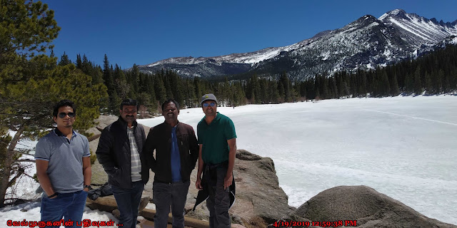 Rocky Mountain National Park Lakes to see