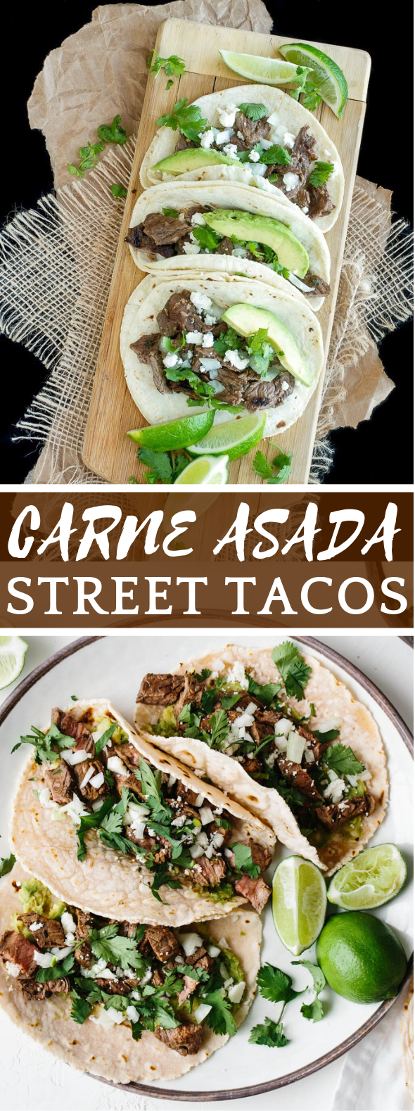 CARNE ASADA STREET TACOS #dinner #simplysteak