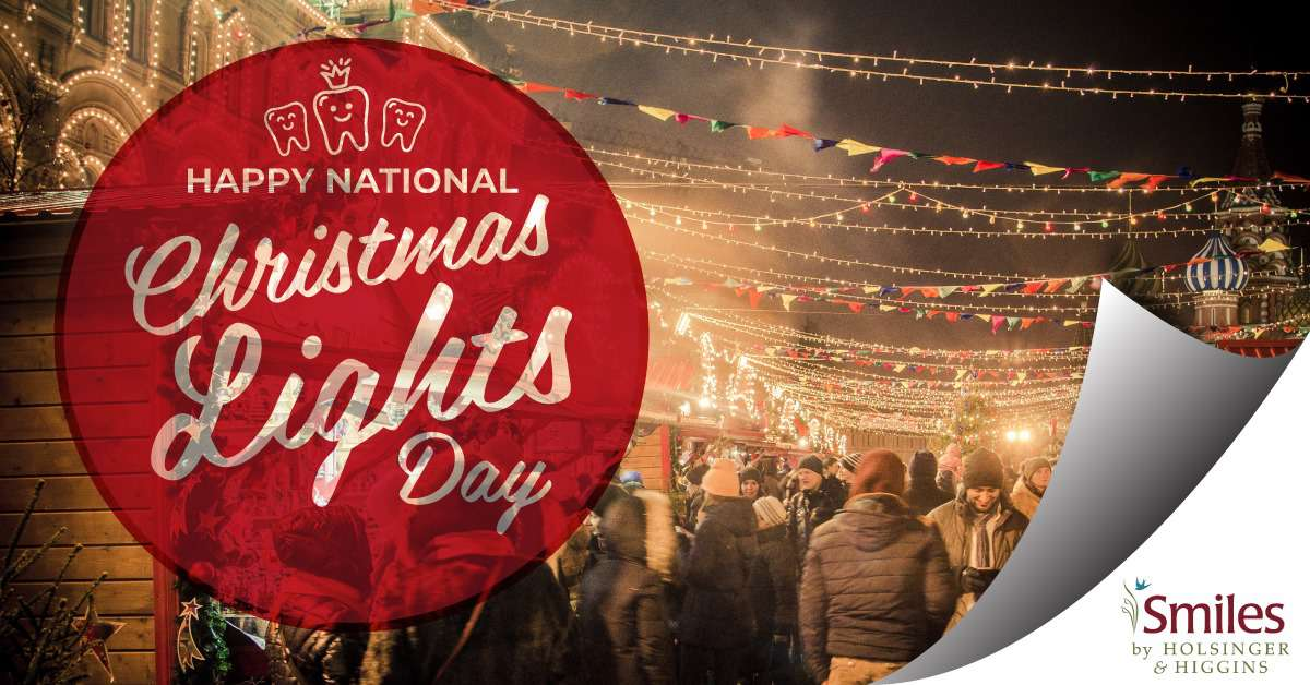 National Christmas Lights Day Wishes Sweet Images
