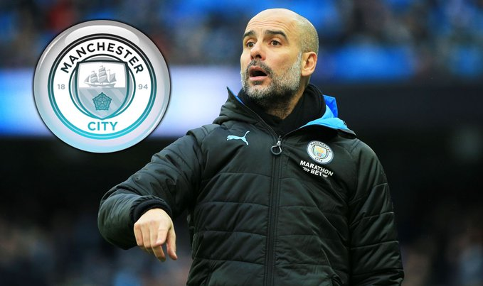 Wow! Manchester City Confident Pep Guardiola And Players Will STAY Despite Two-year Champions League Ban