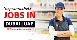 Hypermarket/Supermarket Staff - Storekeeper Cashier, Promoter and Merchandiser, Purchaser, Deliveryman, Helper in Dubai