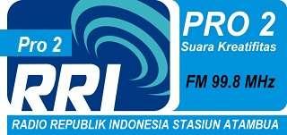 Streaming LPP RRI Pro 2 FM 99.8 MHz Atambua