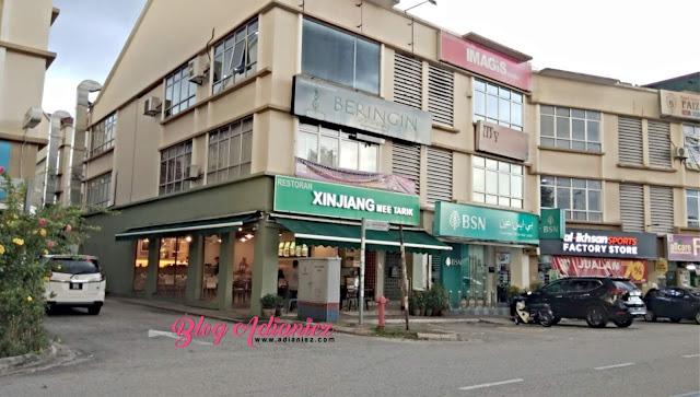 Sedap | Restoran Xinjiang Mee Tarik, Bangi