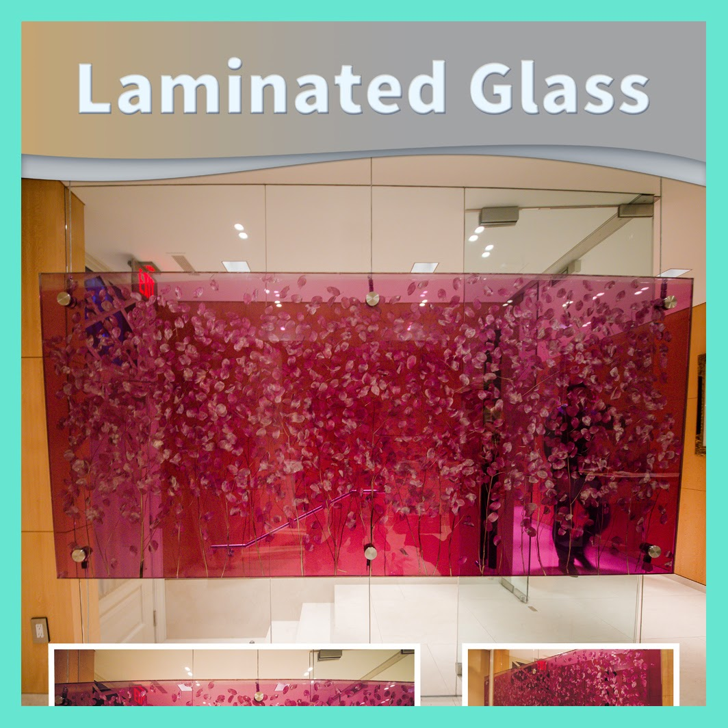 Laminated Glass ~ Shower Doors NJ