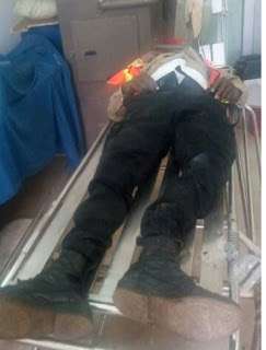 Angry Driver Kills Road Safety Official