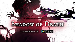Shadow of Death Dark Knight StickMan Game