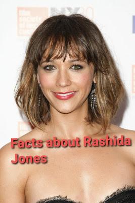 Rashida jones biography,dad,husband ,son