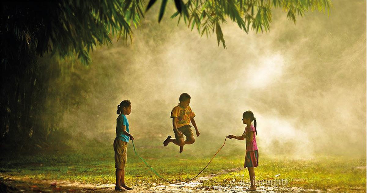 Manfaat Bermain Lompat Tali Bagi Anak-anak