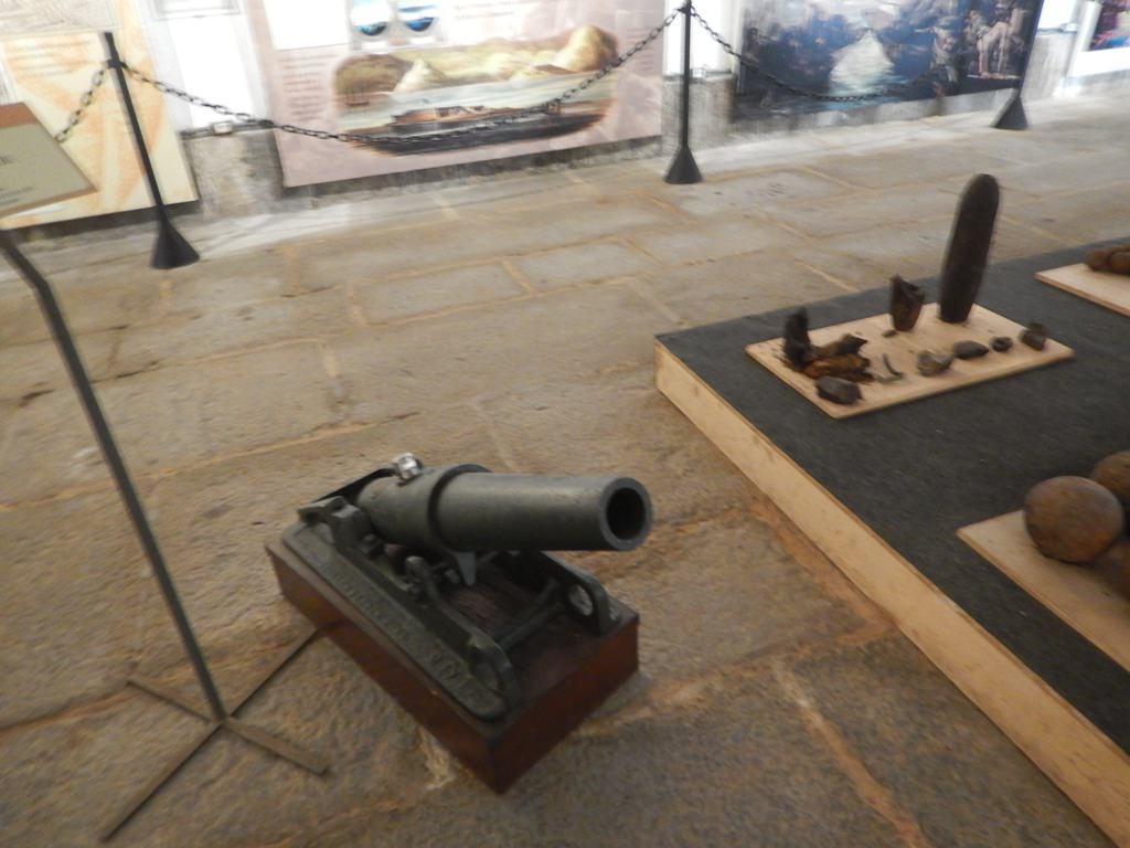 Museu Histórico da Fortaleza de São João