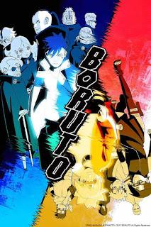 Boruto: Naruto Next Generations (BORUTO-ボルト- -NARUTO NEXT GENERATIONS-)