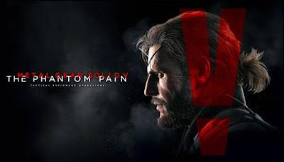 تحميل لعبة Metal Gear Solid 5 The Phantom Pain للكمبيوتر