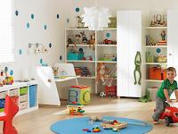 Wohnideen Kinderzimmer Wandfarbe