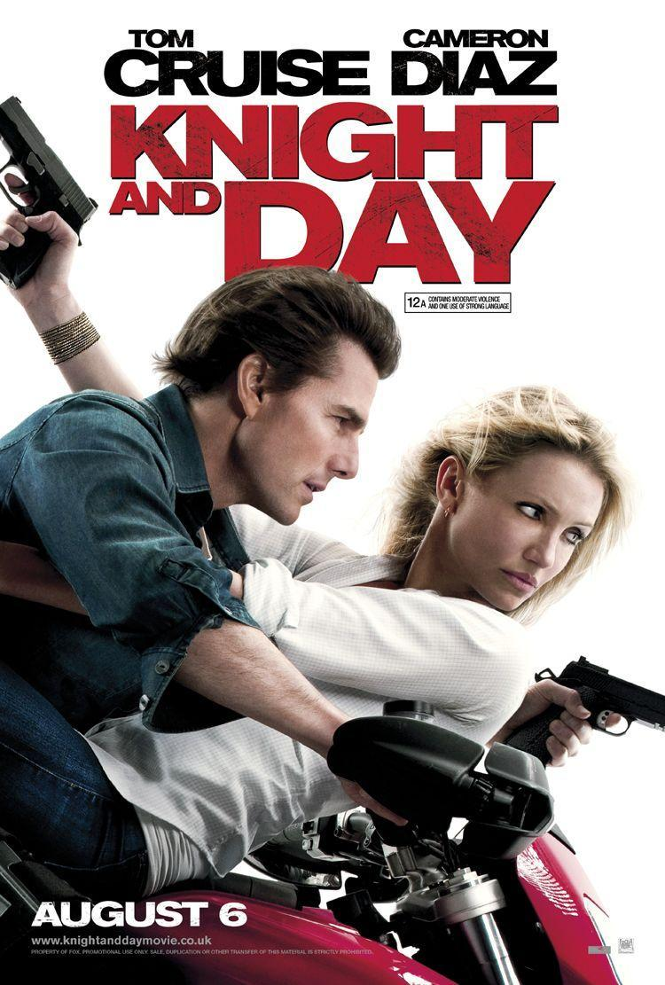 Download Knight and Day (2010) Full Movie in Hindi Dual Audio BluRay 720p [1GB]