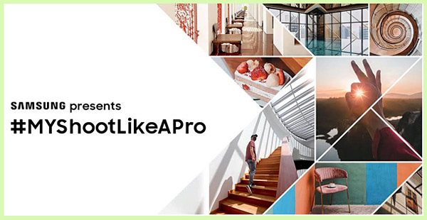 Samsung #MYShootLikeAPro Mobile Photography Contest