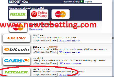 How To Fund Your binary options Account At Binary.com Betonmarket In Nigeria Using Neteller