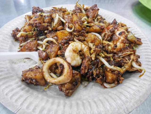 Seafood Char Koay Kak