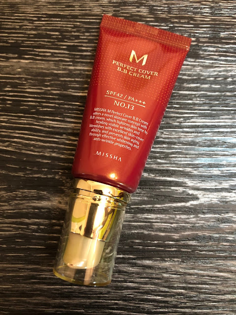Missha Perfect Cover B.B Cream Review