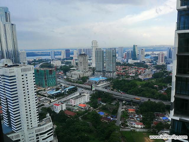 Living in the cloud @ Setia Sky 88, Johor Bahru